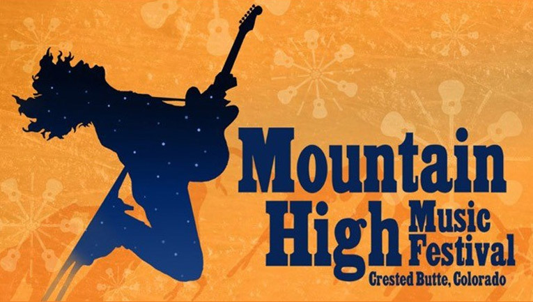 Mountain High Music Festival Logo
