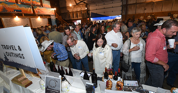 Crested Butte Open Auction