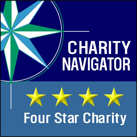 Charity Navigator 4-Star Quality