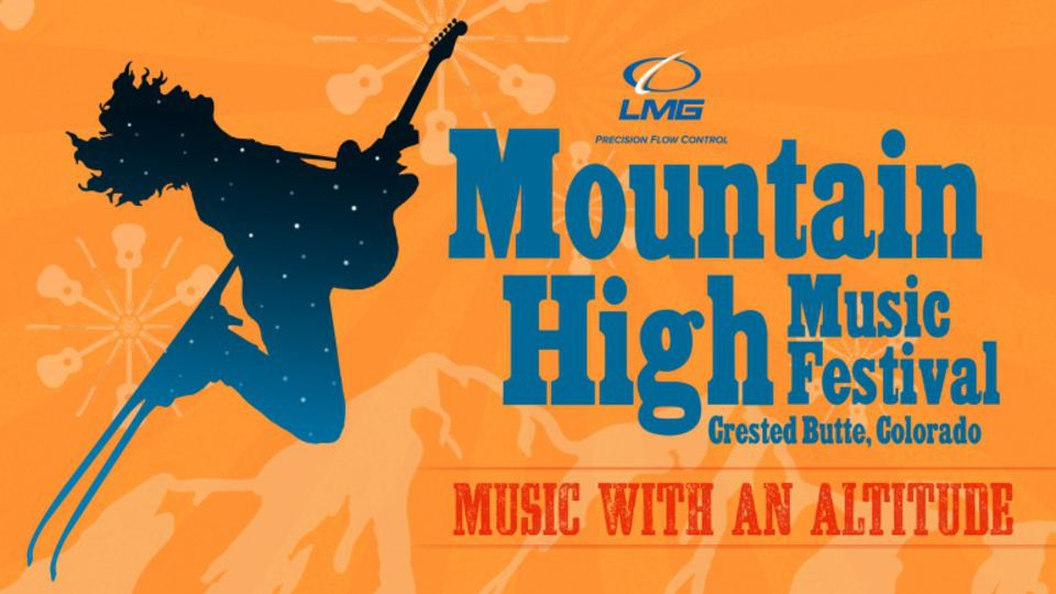 Poster for Mountain High Music Festival
